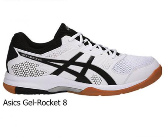 Asics Gel-Rocket 7, 8 y 9